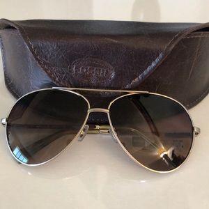 Fossil polarized sunglasses